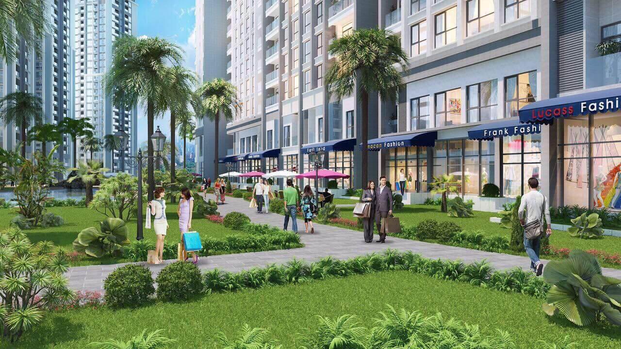 Chung cư Vinhomes Smart City Nguyễn Trãi
