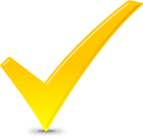 check_sign_icon_yellow